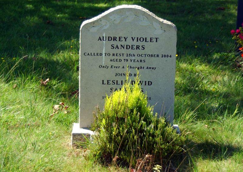 Audrey Violet Sanders