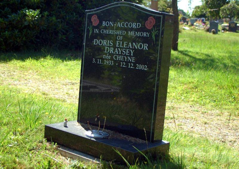 Doris Eleanor Draysey née Cheyne