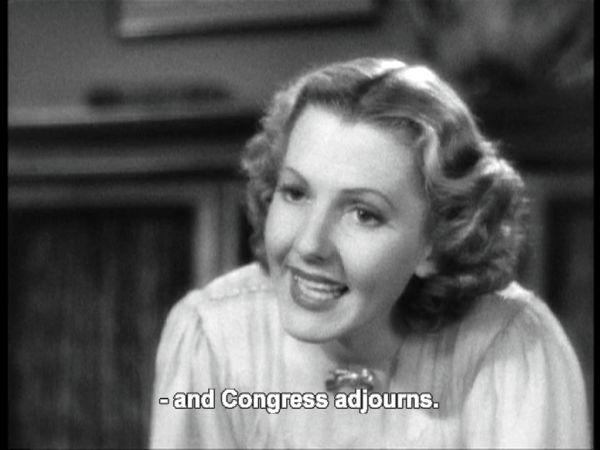 - and Congress adjourns