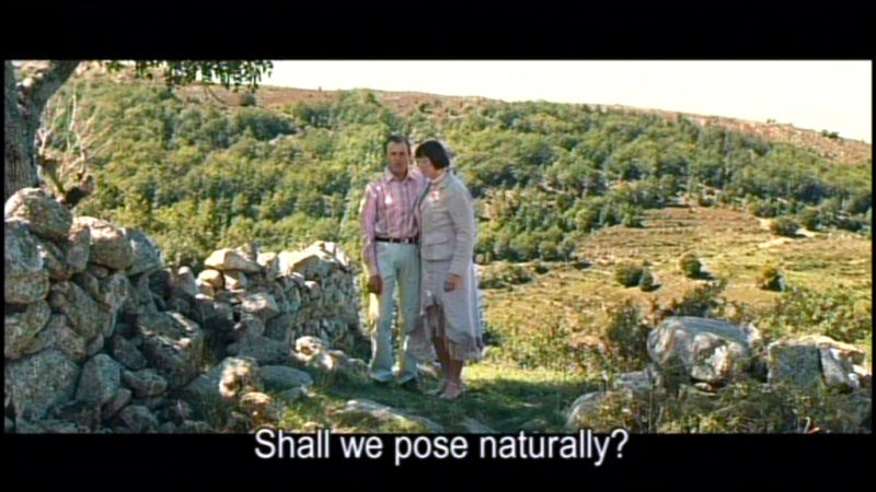 Shall we pose naturally?