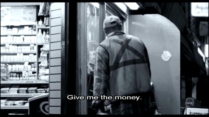Give me the money