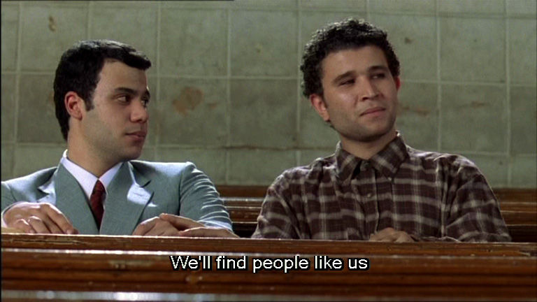 We'll find people like us