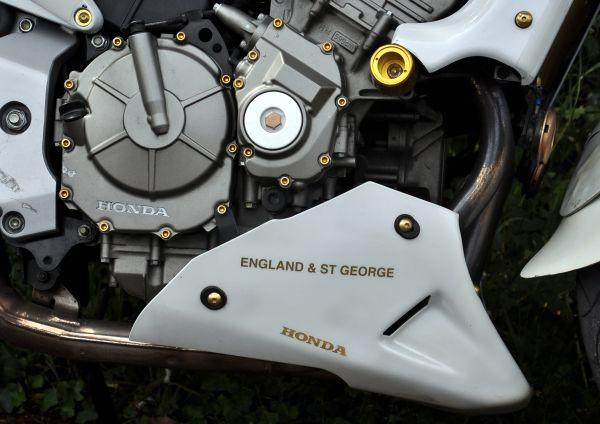 England & St George Honda