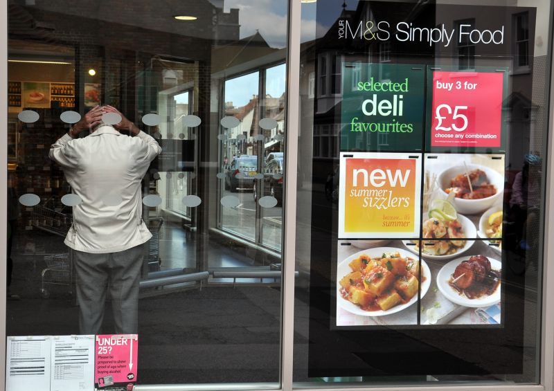 Your M&S Simply Food