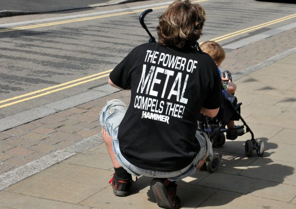 The Power Of Metal Compels Thee!