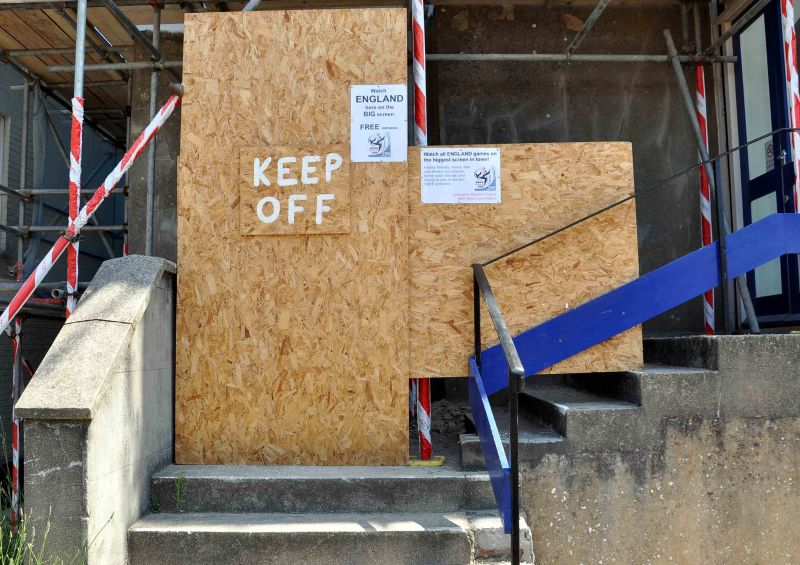 Keep Off