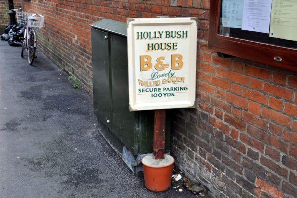 Holly Bush House