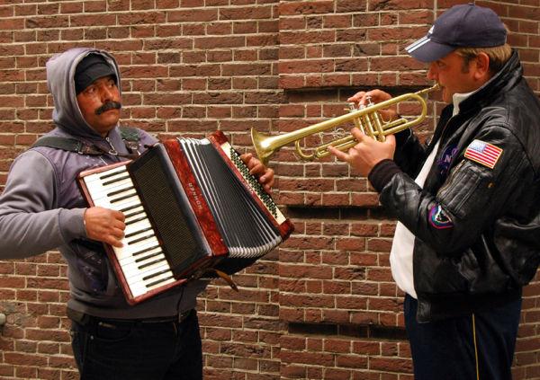 Accordion & Trumpet