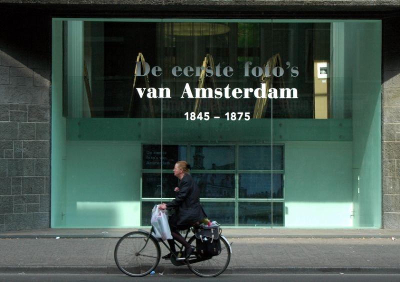 De eerste foto's van Amsterdam 1845 - 1875