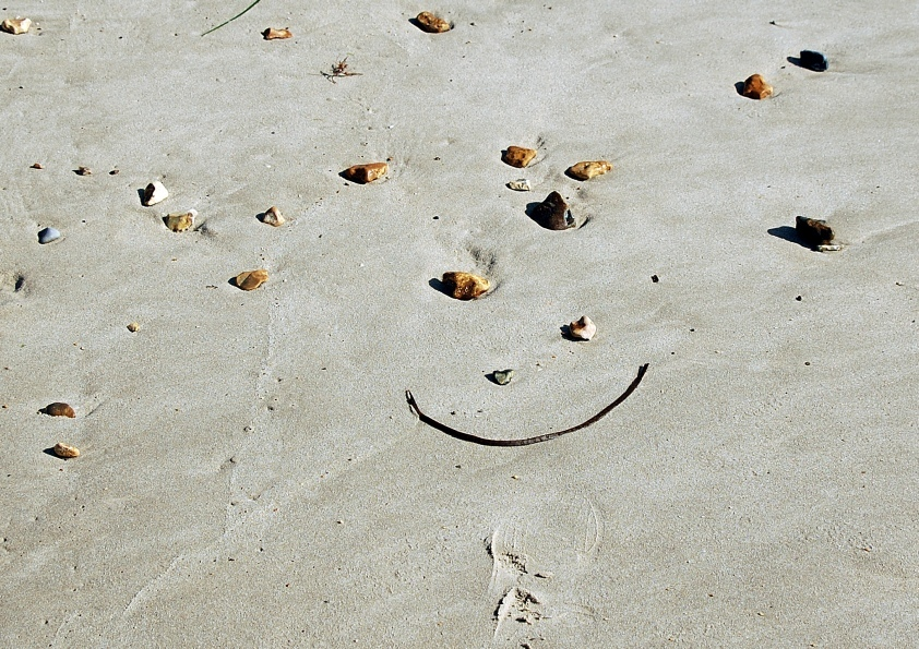 Smiley seaweed