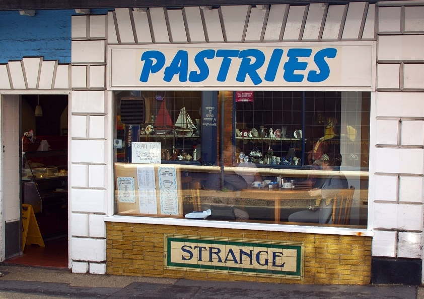 Strange Pastries
