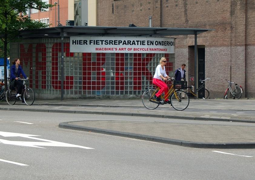 Macbike's Art Of Bicycle Maintenance