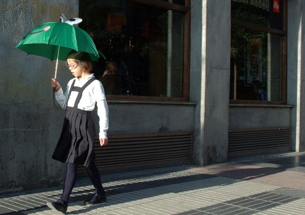 Frogbrella