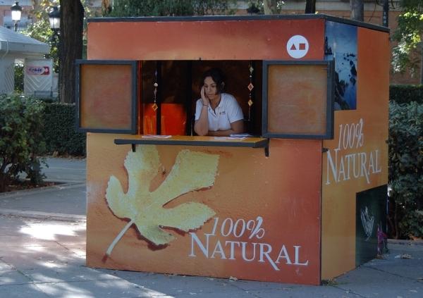 100% Natural