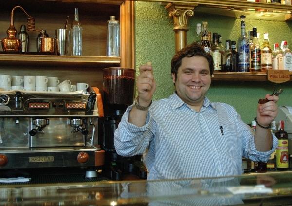 Expobar barista