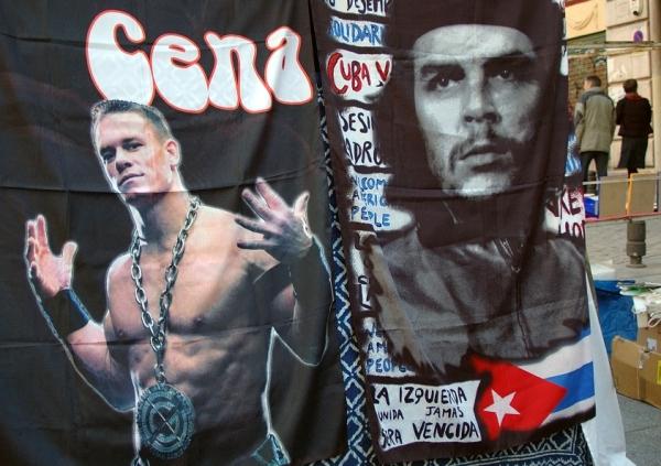 John Cena & Che Guevara