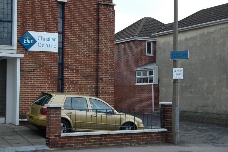 Christian Centre    Shirely Centre