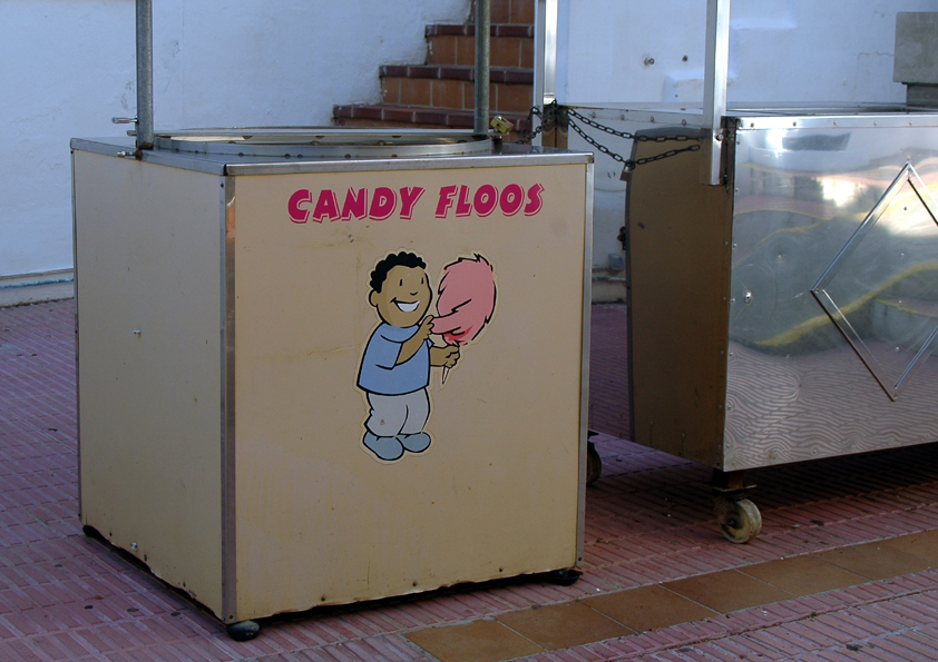 Candy Floos