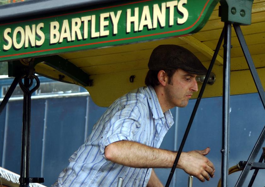 Sons Bartley Hants