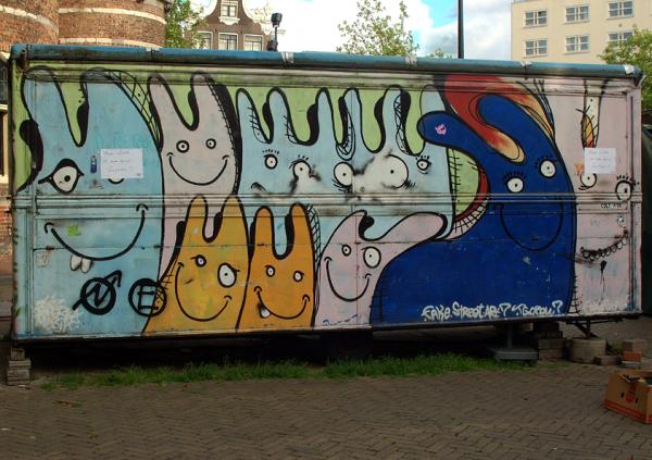 Fake Street Art?