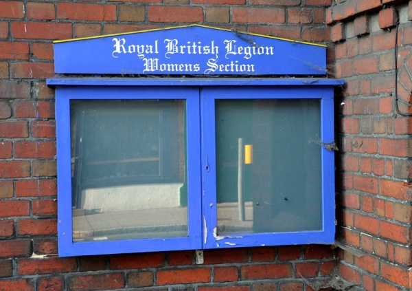 Royal British Legion Womens Section
