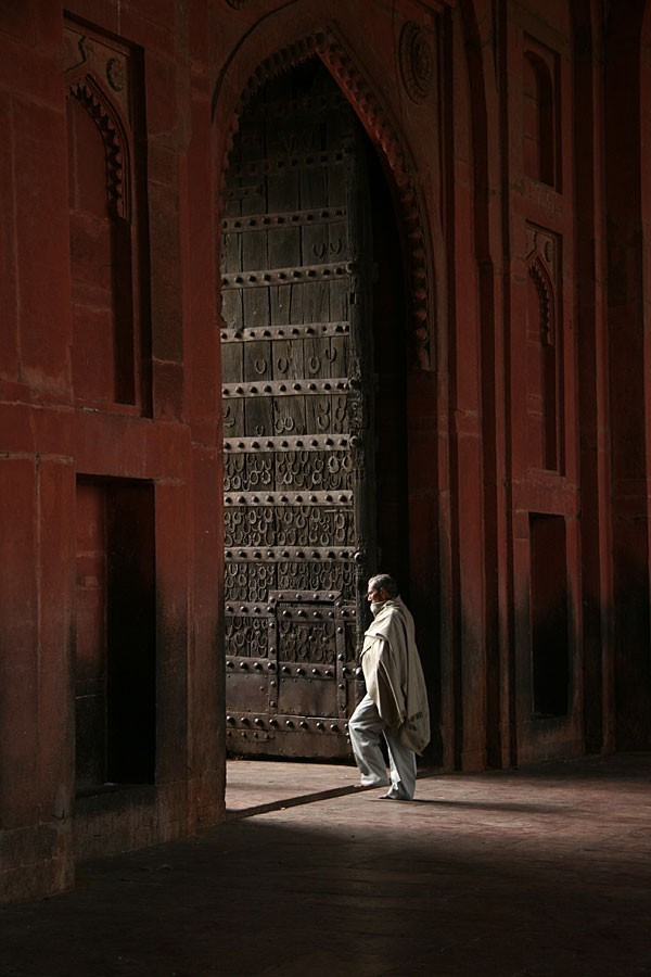Visitor Fatehpur Sikri, Agra