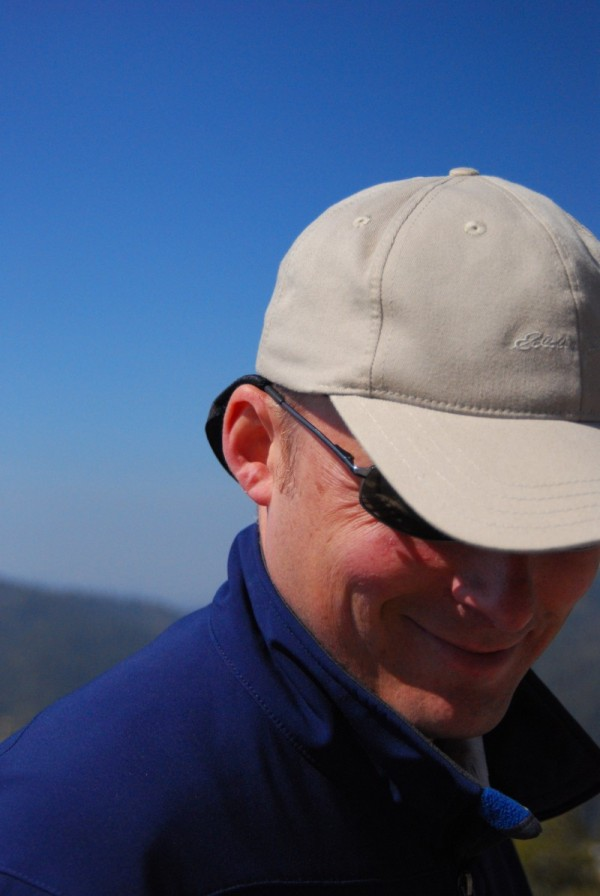 Me in Sequoia