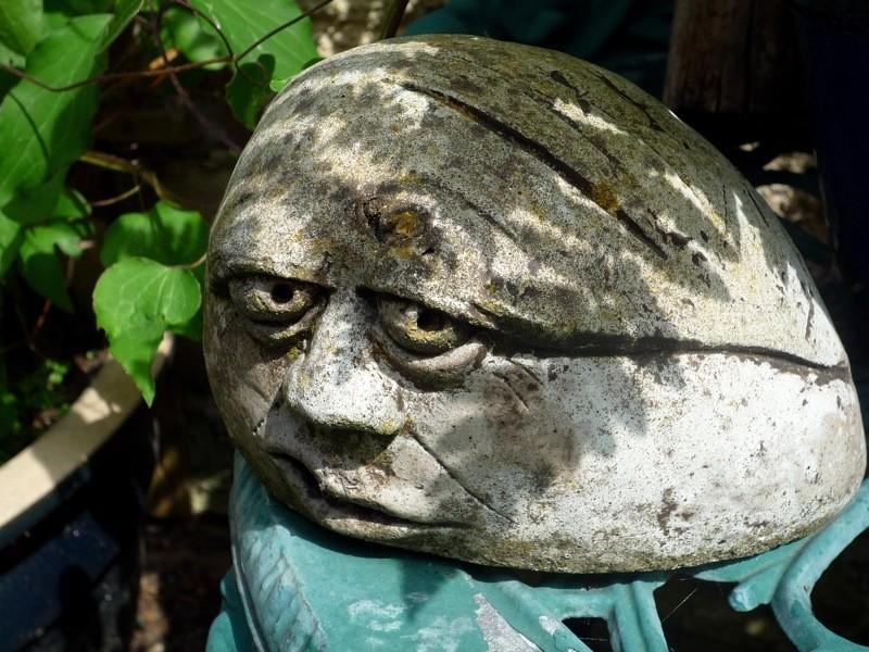 stoney faced