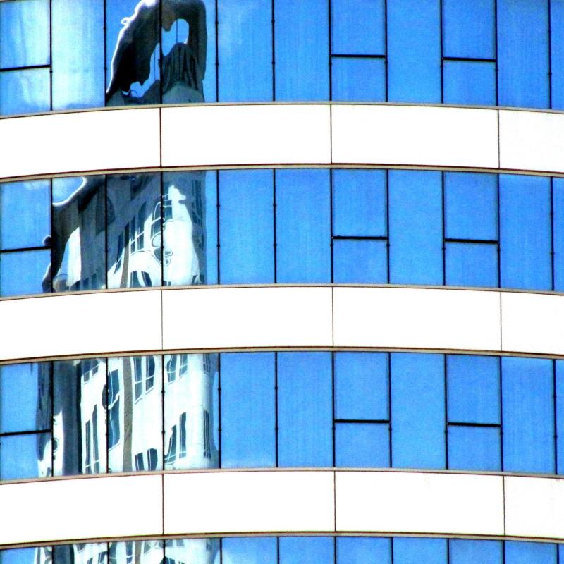 Espejos urbanos