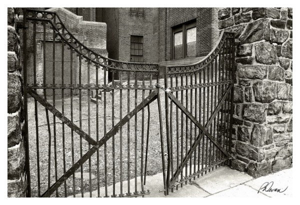 old iron gate, marcus hook, pa