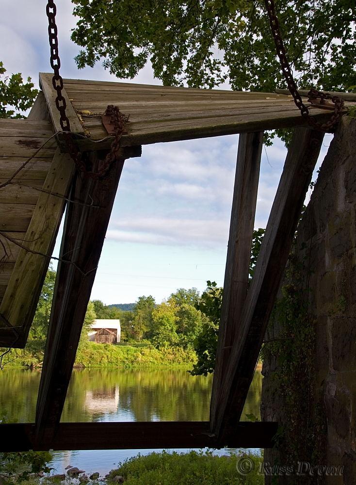 Window On New Jersey