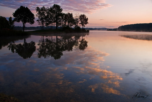 Marsh Creek Sunrise II