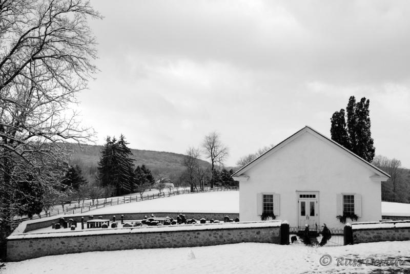 First Snow, Bethesda Church