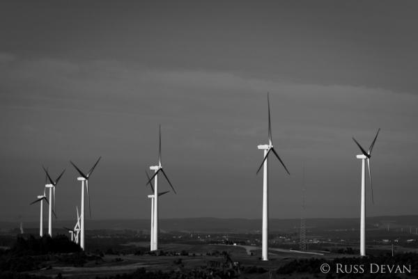 Stoney Creek Wind Farm, Somerset County, PA