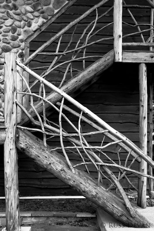 Adirondack Stairway II