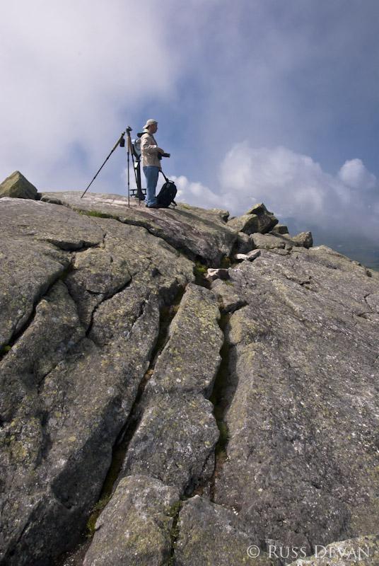Dan At The Top