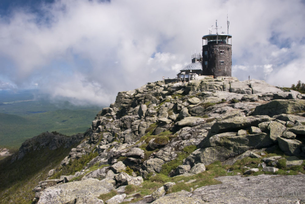 Summit, Whiteface Mountain