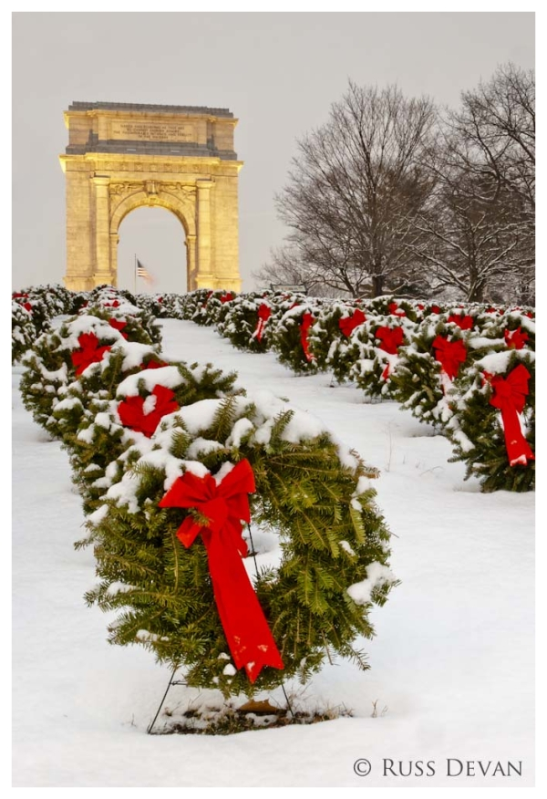 National Memorial Arch, Valley Forge