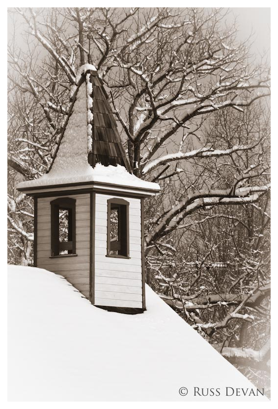 Schoolhouse Steeple