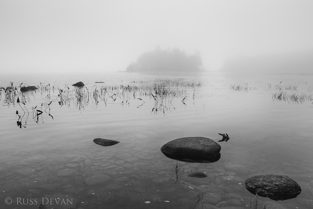 Northeast Cove, Green Lake, Maine