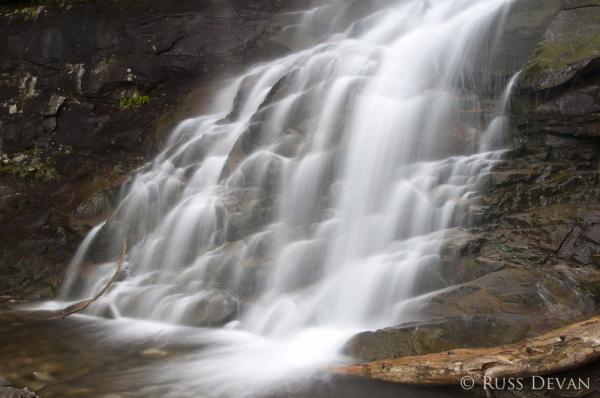 Waterfall, Glen Onoko Run