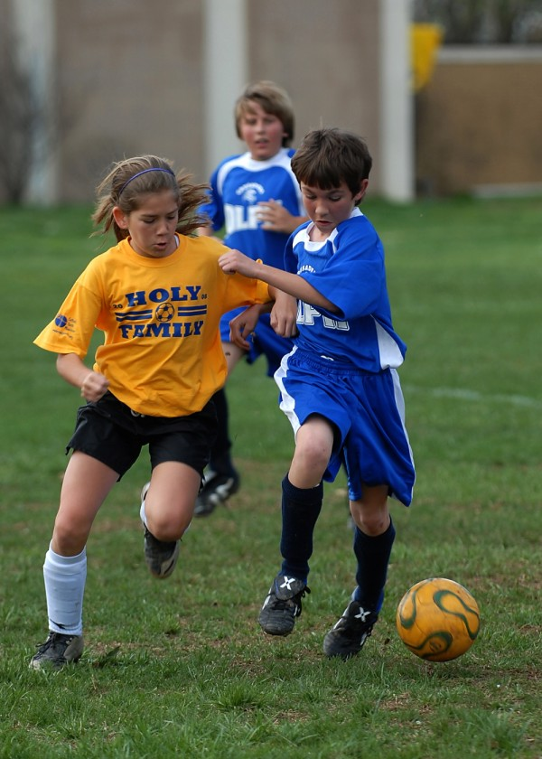 youth soccer  spring 2008