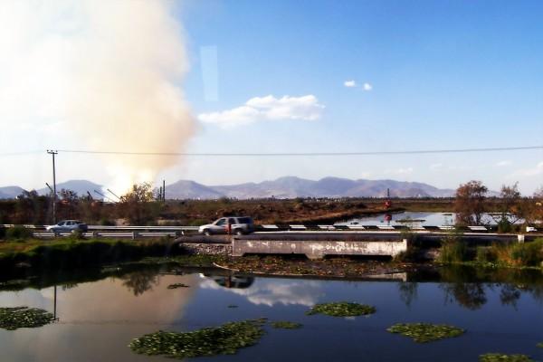 autopista México (Peñoñ) - Texcoco