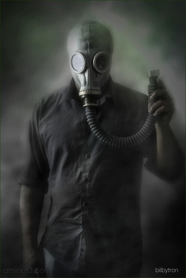 GasMasks are for lovers.