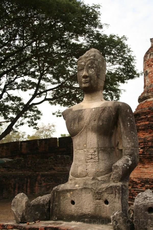 Ayutthaya,Thailand.