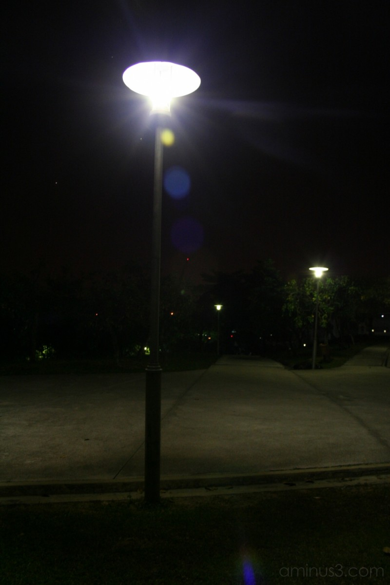 Street lamps of b.jalil