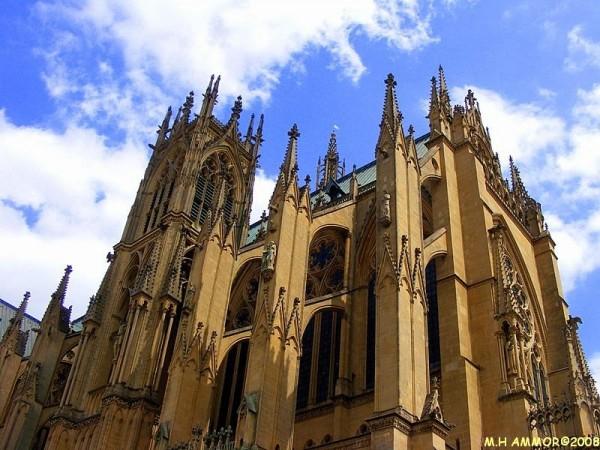 Metz-La cathédrale