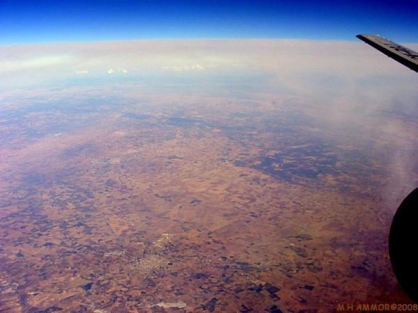 Altitude 10000m/35000 feet