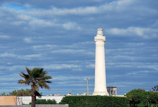 La lumière de Casablanca