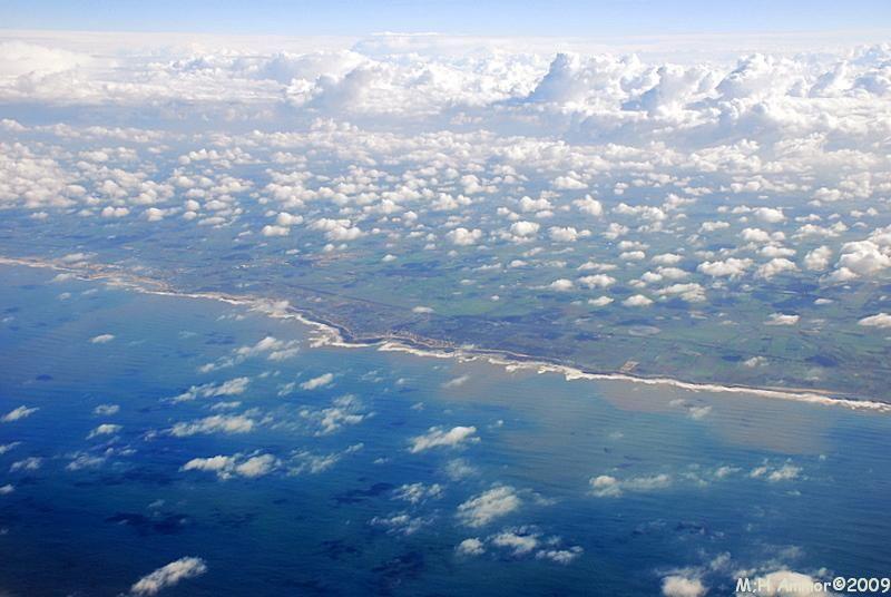 La côte atlantique-Maroc